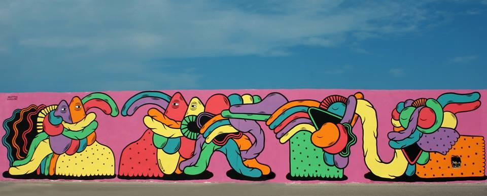 vedo a colori murales