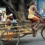 Mezzi di trasporto a Calcutta