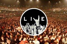 YURY Live Chat, concerti live