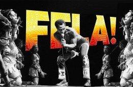 Fela Kuti the Black President
