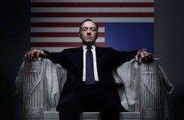 House of Cards, serie tv 2014