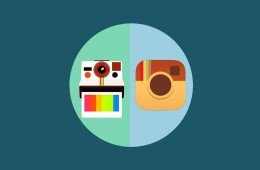 Dietro Instagram, Polaroid e Lomo