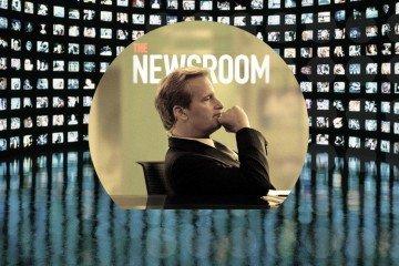 The Newsroom, serie tv 2014