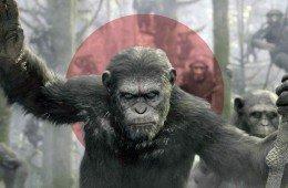 pianeta delle scimmie, il film