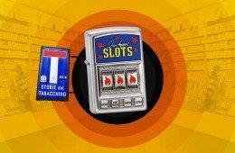 slot machine e macchinette nei tabacchini
