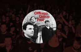 offlaga disco pax, band
