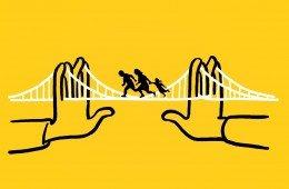 ponti migranti