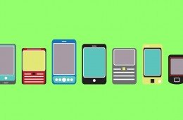 smartphones graphic