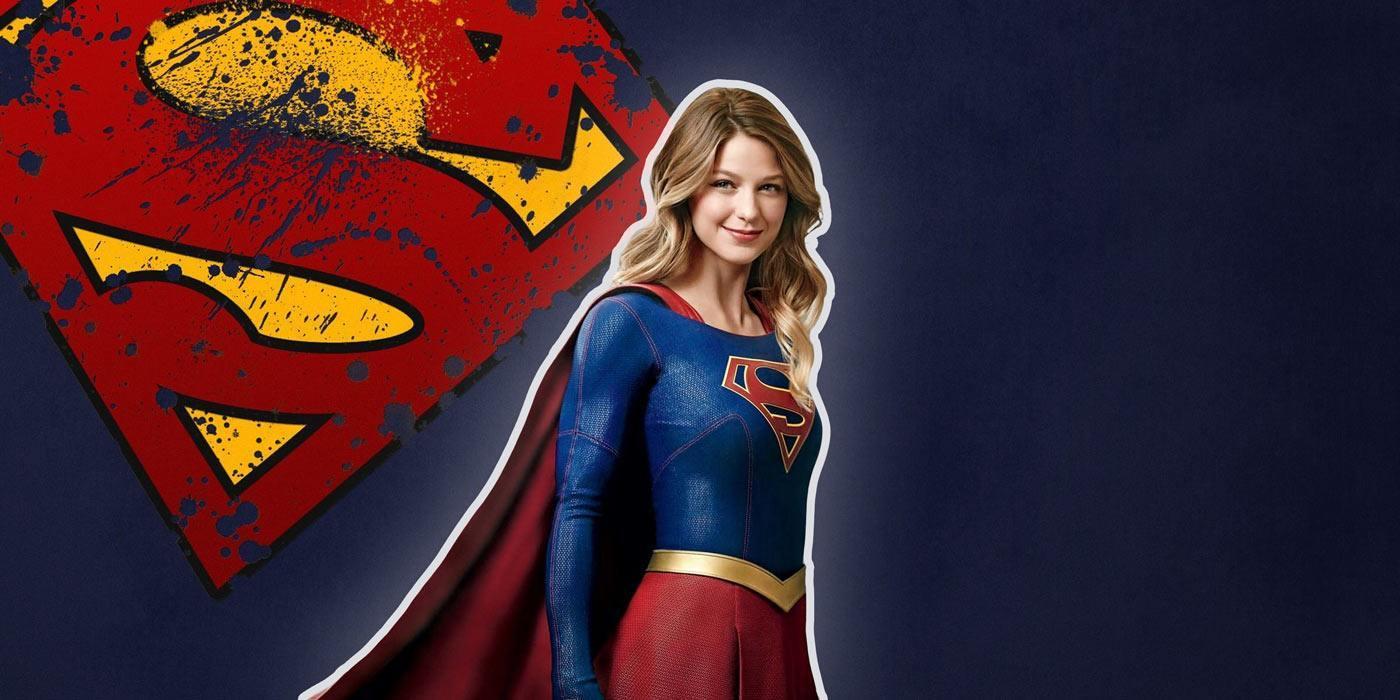 supergirl la serie tv sulla cugina di superman. Black Bedroom Furniture Sets. Home Design Ideas