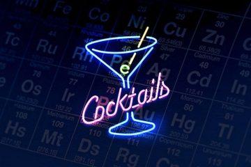 cocktail futuristici molecolari