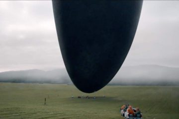 arrival film alieni