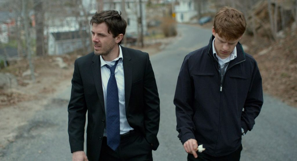 Manchester by the sea lucas hedges casey affleck